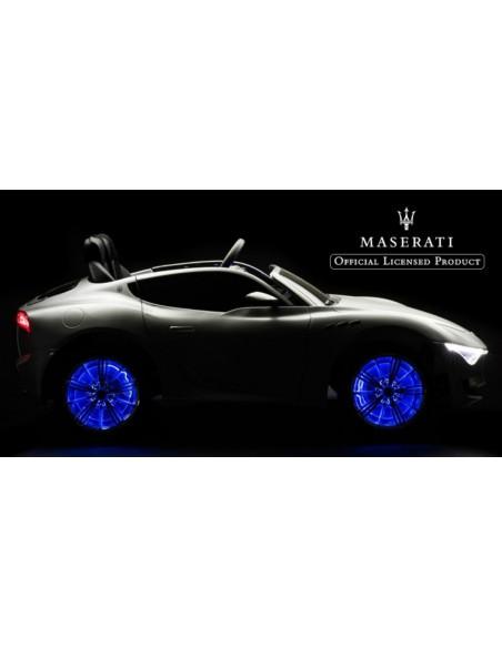 Coche eléctrico infantil Maserati Alfieri
