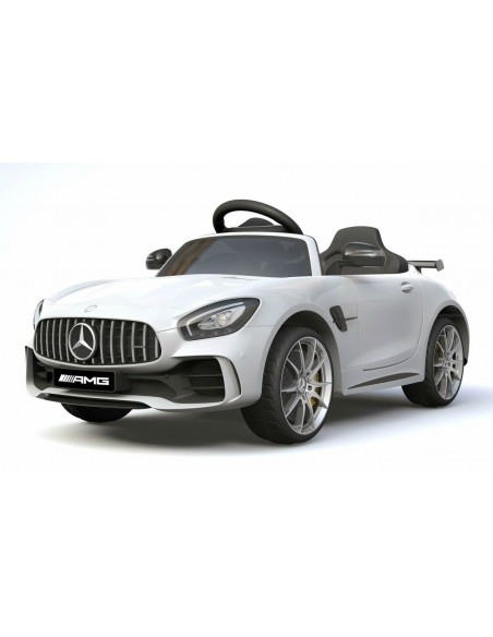 Coche eléctrico infantil Mercedes GTR
