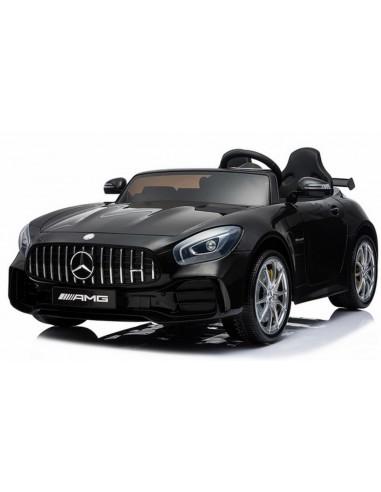 Coche eléctrico infantil Mercedes GTR (2 plazas)