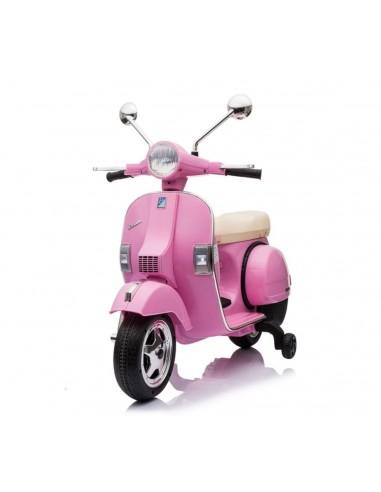 Moto Vespa Eléctrica Infantil