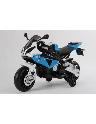 Moto eléctrica infantil BMW
