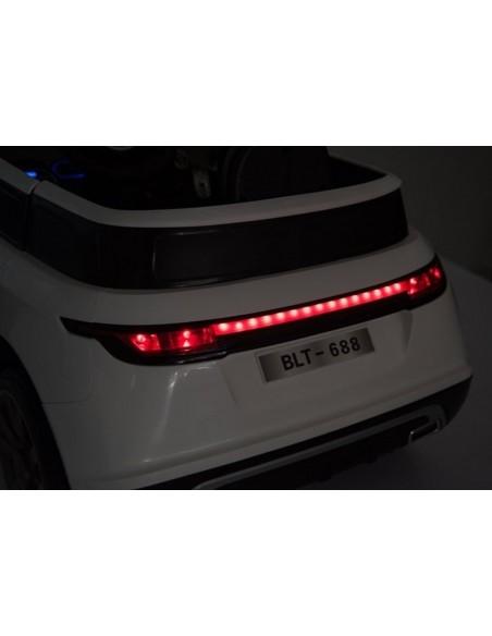 Coche eléctrico infantil tipo Range Rover