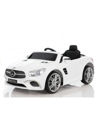 Coche Eléctrico Infantil Mercedes SL400