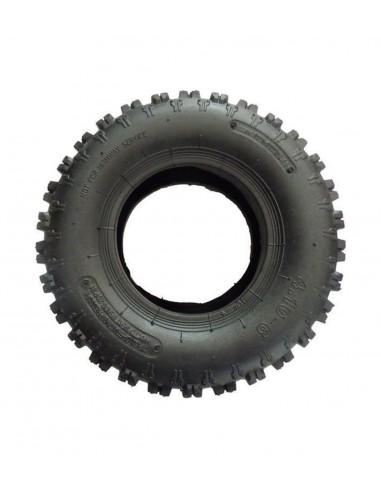 """Juego de 2 Neumáticos Miniquad 6"""""""