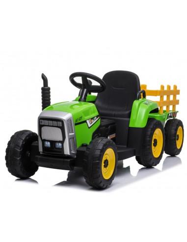Tractor Eléctrico Infantil