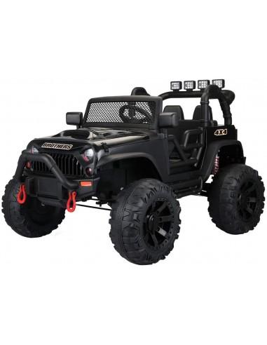 Coche Eléctrico Infantil tipo Jeep