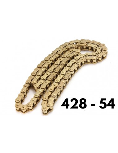 Cadena 428 54 Eslabones KMC