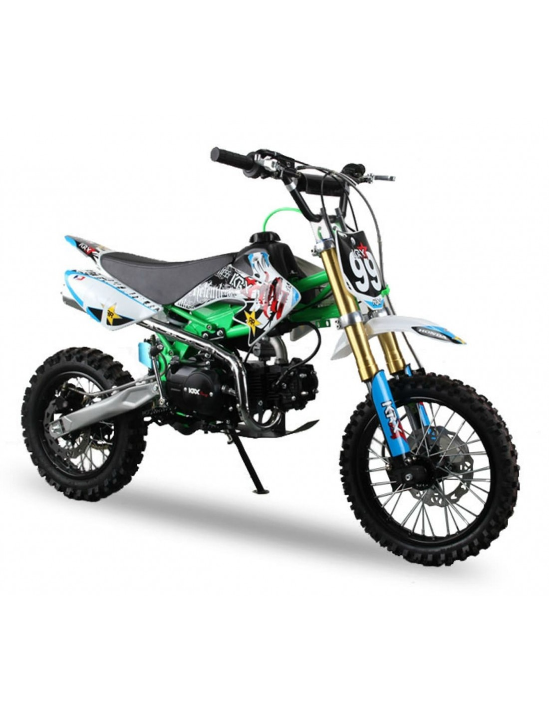 moto cross 125cc pitbike 125cc moto 4 tiempos 14 12. Black Bedroom Furniture Sets. Home Design Ideas