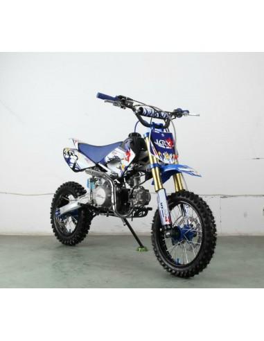 moto cross 125cc pitbike de 4 tiempos pitcross 14 12. Black Bedroom Furniture Sets. Home Design Ideas