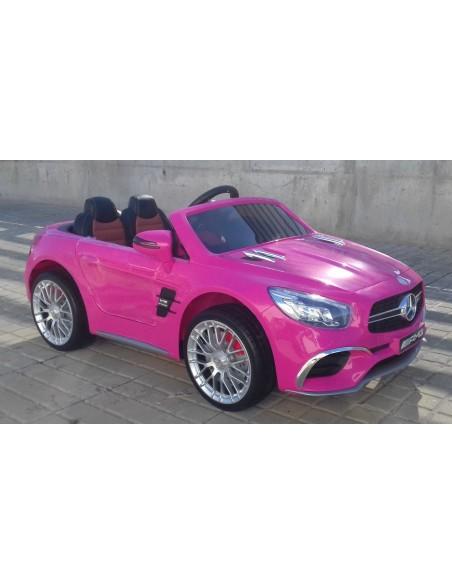 Coche Eléctrico para niños Mercedes SL65