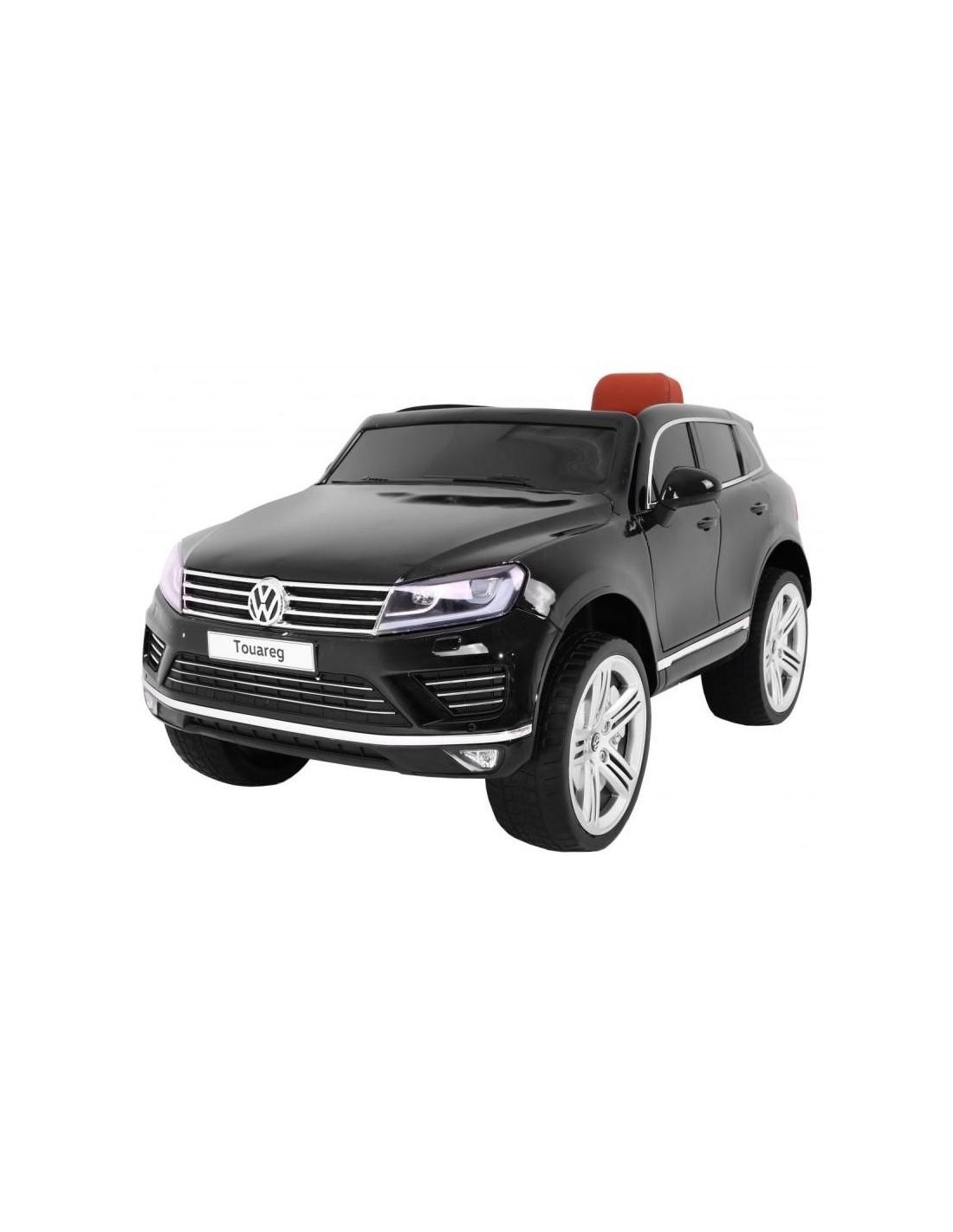 4c6e0d559 Coche eléctrico infantil Volkswagen Touareg - Con pantalla TÁCTIL MP4