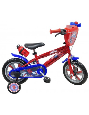 BICICLETA SPIDERMAN 12''