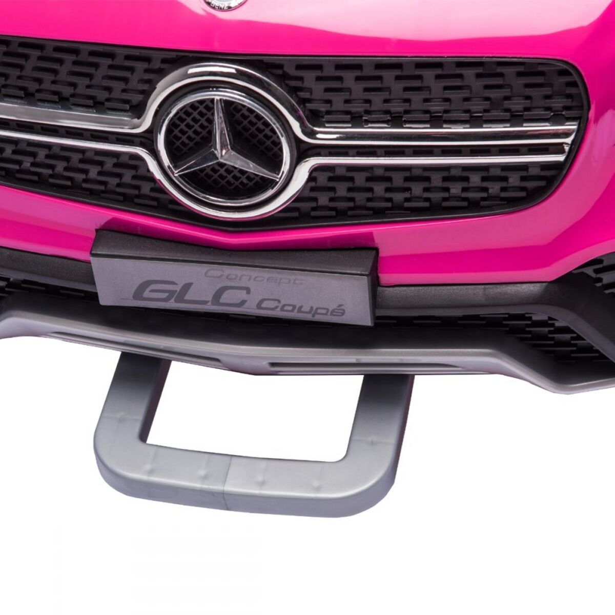 Coche eléctrico infantil Mercedes GLC Coupé