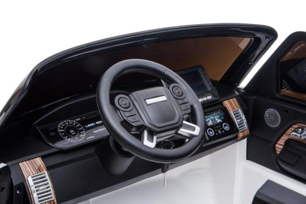 Coche electrico infantil Range Rover Vogue