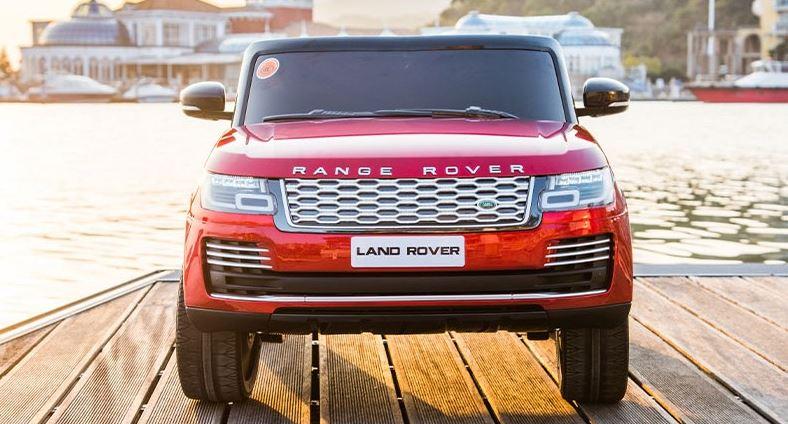 Coche eléctrico infantil Range Rover Vogue